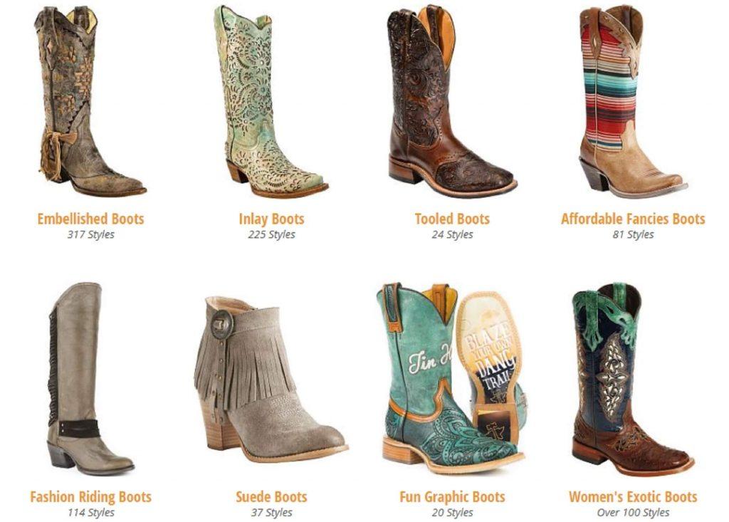 Cowboy Boot Brands